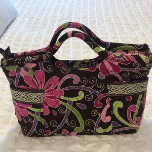 Gorgeous!!!! Like New! Vera Bradley  makeup bag